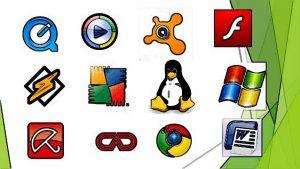 Computer Software Photo