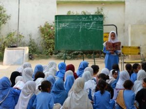 Education Crisis in Sindh