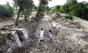 Draout in Sindh