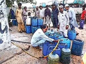 Water Problem in Sindh