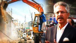 Anti Encrochment Oppreation in Karachi