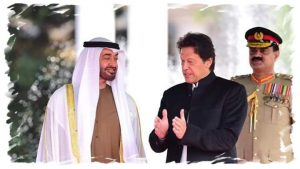 Imran Khan and Zayad Bin Nihan