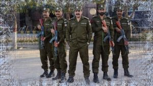 Panjab Police in New Uniform