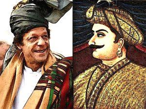 Tipu Sultan and Imran Khan