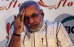 Narendar Modi in Worry Mode