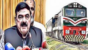 Shaikh Rasheed Railway Minister