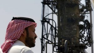 Saudi Arabia Oil Field Attack