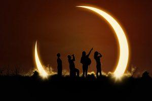 Last Sun Eclipse 2019