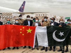 China Pakistan Help Coronavirus