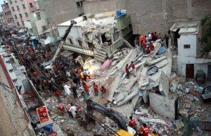 Golimar Karachi Building Collapse