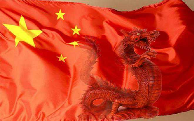 China In Red Mode