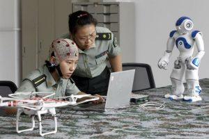 China Start Digital War