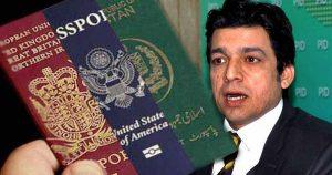Dual Nationality Faisal Vawda