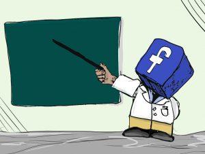Professor Of Facebook And Social Media