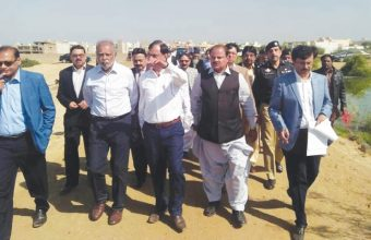 Sindh Water Commision Muslim Hani