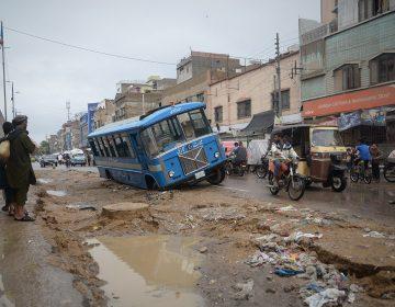 Karachi Rain And Westage