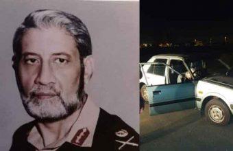 General Muzaffar Usmani Death