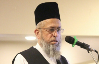 Molana Dr Aadil Khan Death