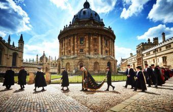 Oxford University An Unbelievable World